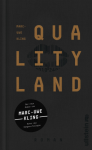 "{Rezension} ""QualityLand"" von Marc-Uwe Kling"