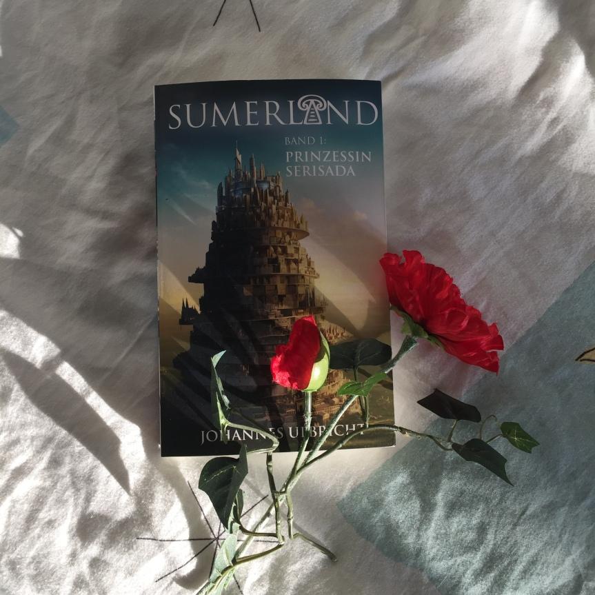 """{Rezension} """"Sumerland 1: Prinzessin Serisada """" von JohannesUlbricht"""