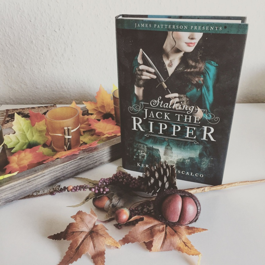 "{Rezension} ""Stalking Jack the Ripper"" von KerriManiscalco"