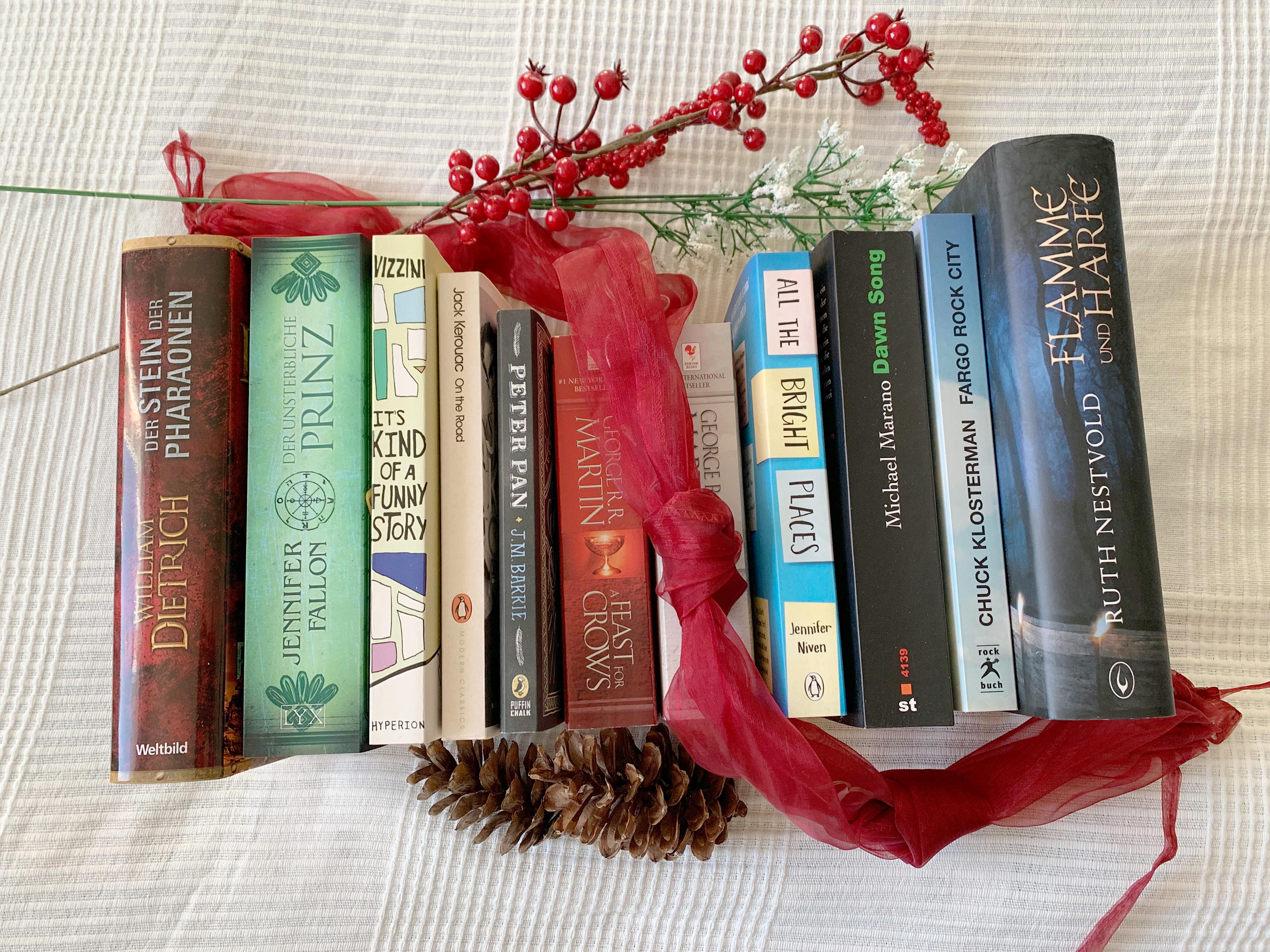 {Challenge} Lesechallenges 2019: Goodreads und Alt-SuB-Abbau