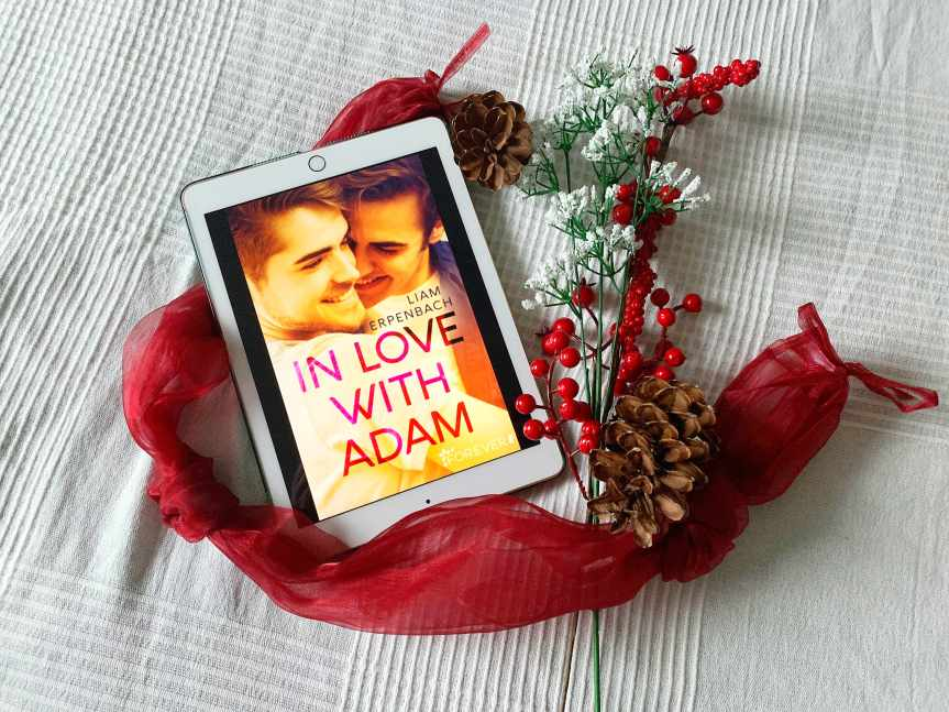 "{Rezension} ""In Love with Adam"" von Liam Erpenbach"