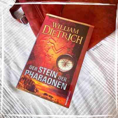 Der Stein der Pharaonen – Cover