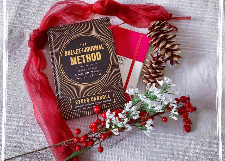 "{5-Minuten-Rezension} ""The Bullet Journal Method"" von RyderCarroll"